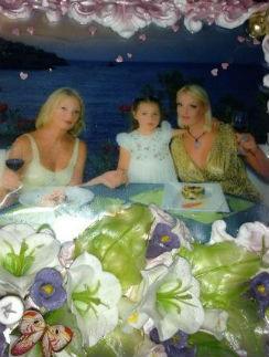 Торт напомнит Тамаре Владимировне о летнем отдыхе