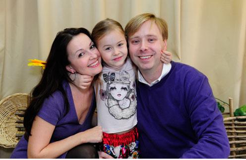 По словам родителей, Тася – девочка самостоятельная и очень целеустремленная