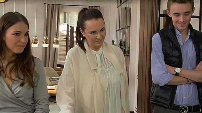 Татьяна Лютаева и ее родные пришли в восторг после ремонта