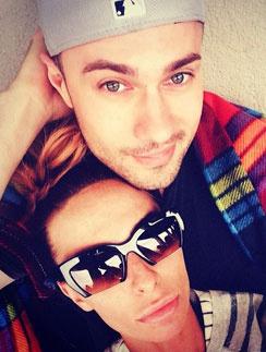 Екатерина и Евгений вместе уже несколько месяцев
