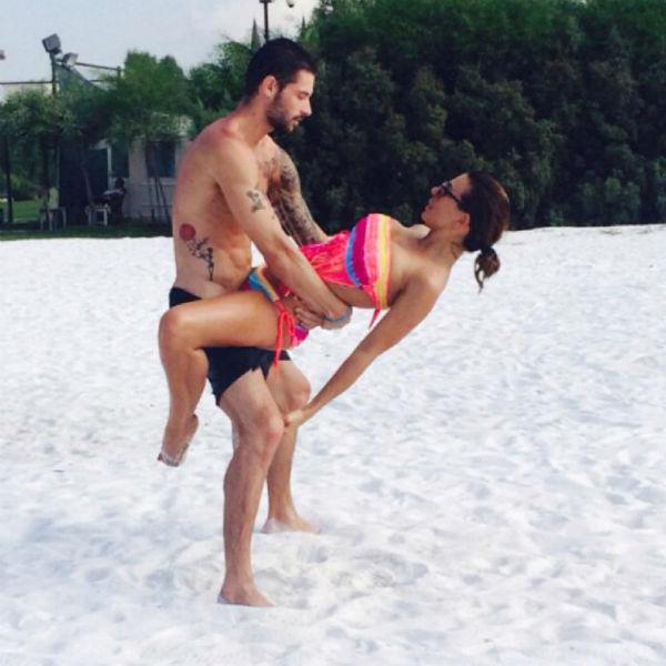 Отношения Анны и Сергея длятся уже больше года. Певица до сих пор боится говорить о них публично