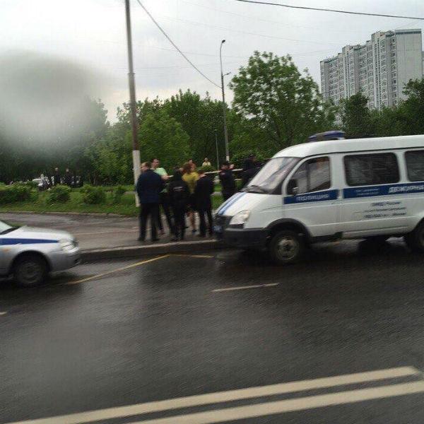 Последствия урагана на Кировоградской улице