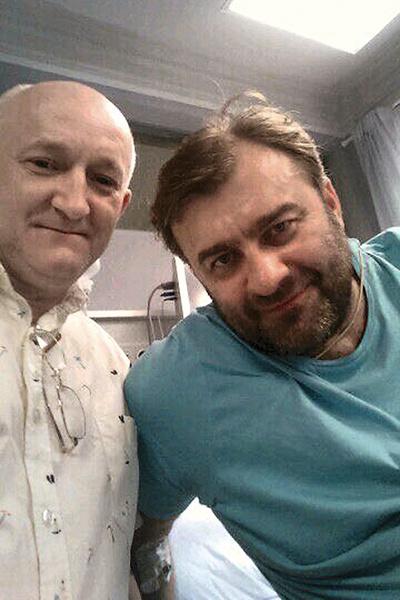 Консультант проекта с Михаилом Пореченковым