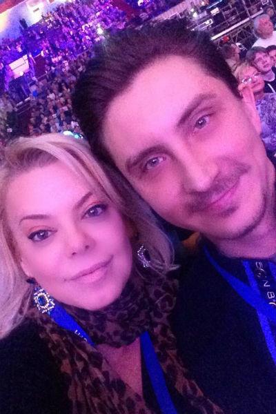 Яна Поплавская и Евгений Яковлев