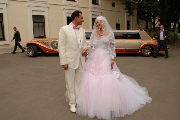 Игорь Вдовин и Анастасия Волочкова не были официально женаты