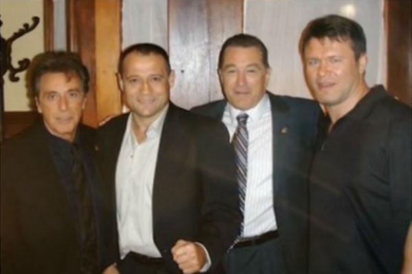 В Голливуде Тактаров играл на одной съемочной площадке с лучшими актерами мира
