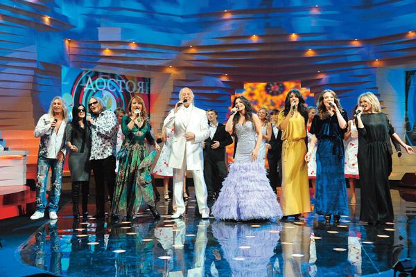 Илья Резник сочинял почти для всех звезд и сам прекрасный исполнитель