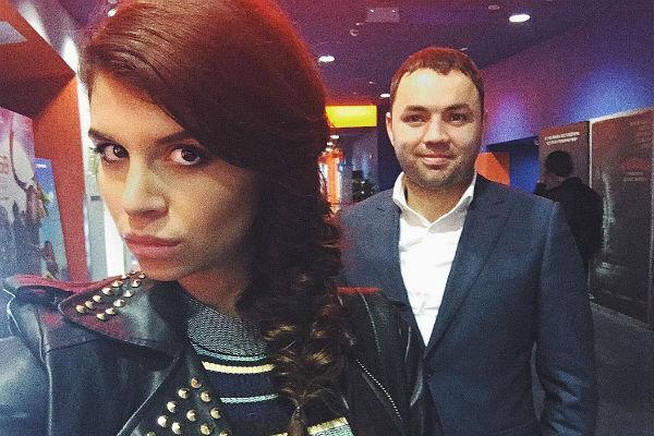 Александр и Алиана Гобозова
