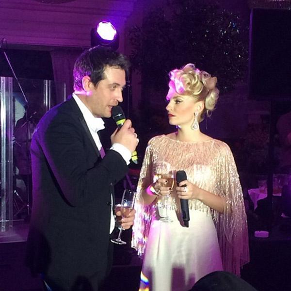 Саша с мужем Кириллом Сафоновым