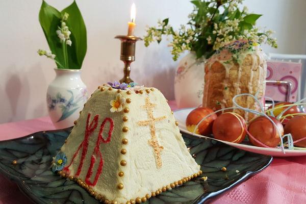 В предстоящее воскресенье православные празднуют Пасху