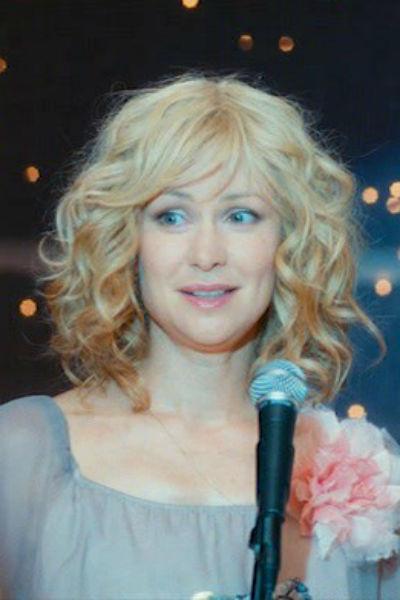 В кино Гришаевой достаются преимущественно комедийные роли