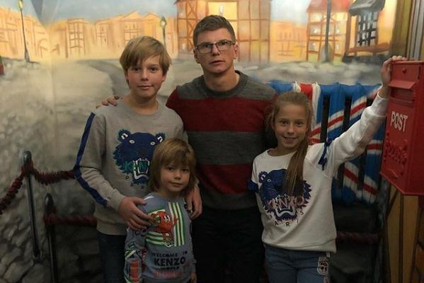 Юлия не простит Аршавину, если тот вновь исчезнет из жизни детей