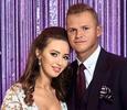 Анастасия Костенко и Дмитрий Тарасов крестили дочь