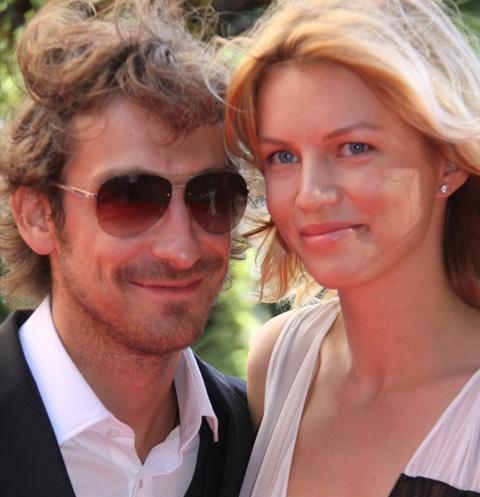 Артем Ткаченко с бывшей женой Евгений Храповицкой