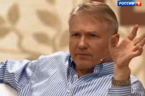 Сегодня Игорь Иванович почти не употребляет алкоголь