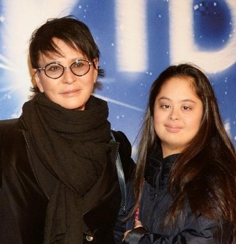 Ирина Хакамада с дочерью Марией