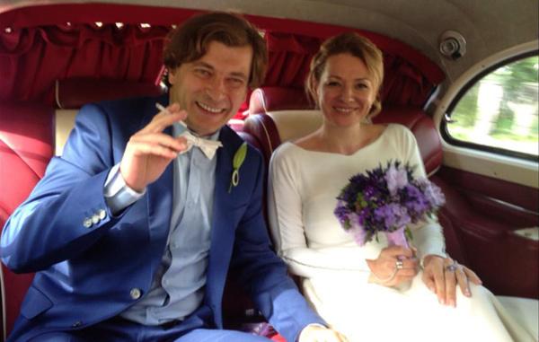 Пара вместе уже 10 лет, но поженились только в 2009 году
