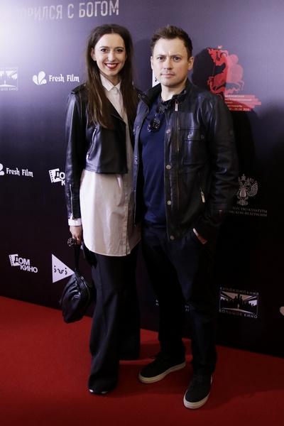 Александра Велескевич и Андрей Гайдулян
