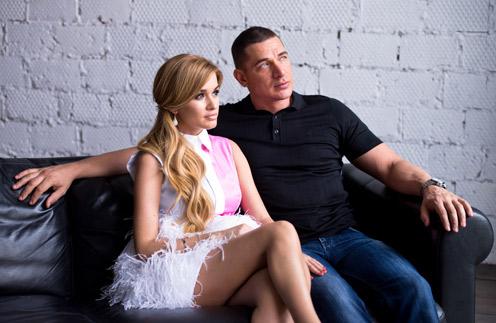 Ксения Бородина с женихом, бизнесменом Курбаном Омаровым