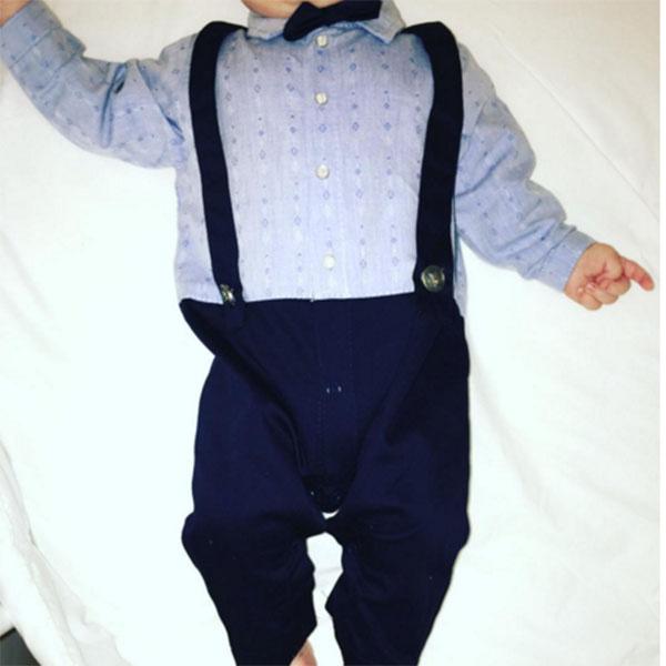 Анастасия Винокур сопроводила фото сына Федора хештегом #babystyle