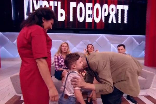Двоюродный брат Немцова познакомился с родственниками