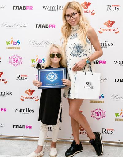 Бэлла Потемкина с дочерью Евой