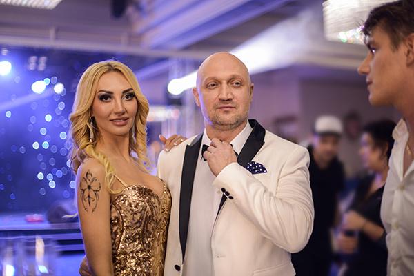 Гоша Куценко и Татьяна Карматкова