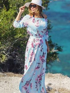Ирина Агибалова на Кипре