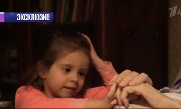 Внучка Маргариты Тереховой Вера
