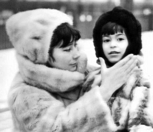 Татьяна Евгеньевна обожала сына, но проводила с ним время нечасто