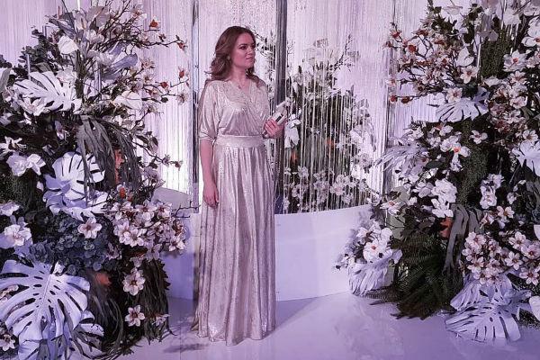 Многие гости были в восторге от шикарного декора на свадьбе