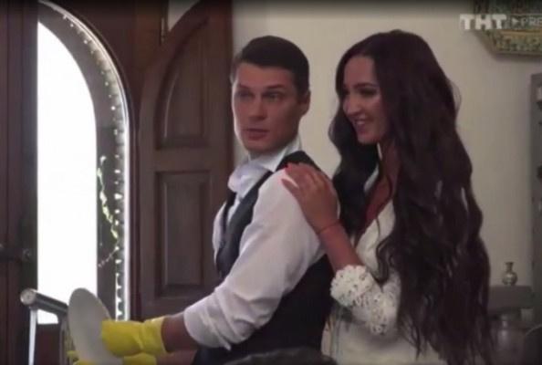 Ольга Бузова и Сергей Зеленский