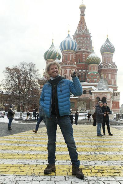 Арана намерен посетить Россию еще раз