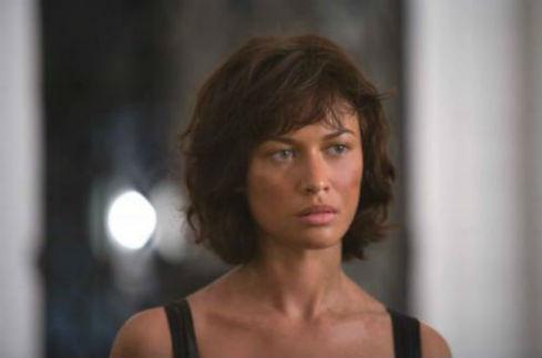 Ольга Куриленко, кадр из фильма «Квант милосердия»