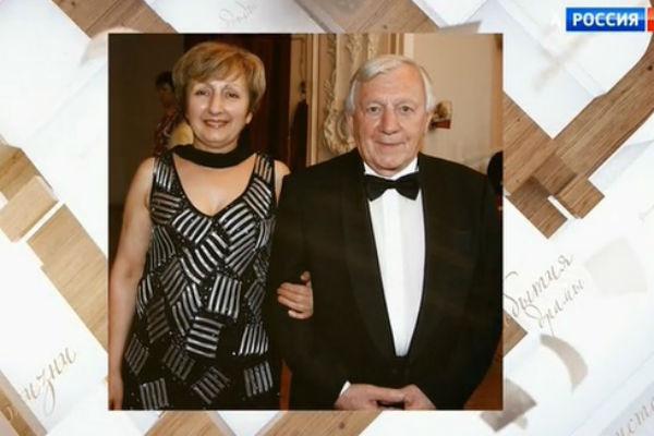 Георгий Антонович и Лиана вместе уже 11 лет