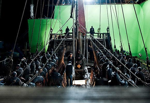 Съемки четверторого сезона сериала «Игра престолов»