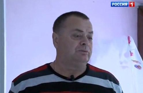 Владимир Борисович в своем доме