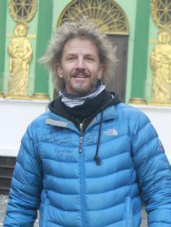Герой сериала «Дикий ангел» приехал в Москву