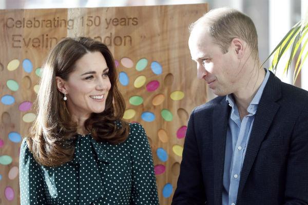 Сейчас в отношениях Кейт и принца Уильяма царит абсолютная идиллия