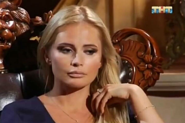 Дана Борисова в «Битве экстрасенсов»