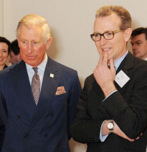 Кузен принца Чарльза ушел от беременной жены к ее лучшей подруге