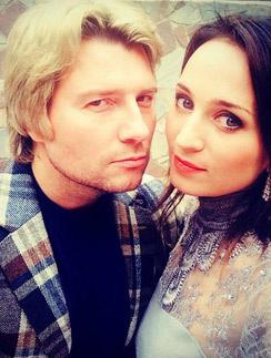 Николай и София в Испании