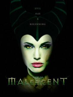 Если верить реакции детей, то роль злодейки Анджелине Джоли удалась