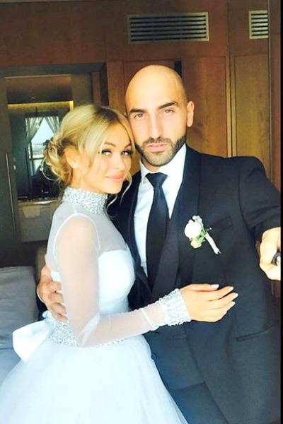 Актриса и бизнесмен Артур поженились в августе