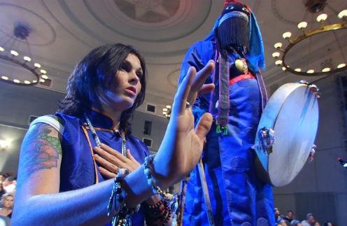 Вампир, рэпер и актриса: кто пришел на кастинг новой «Битвы экстрасенсов»