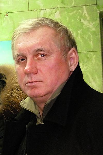 Генерал-лейтенант Сергей Белозеров