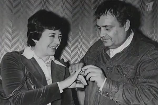 Нина Скуйбина и Эльдар Рязанов прожили вместе больше двадцати лет