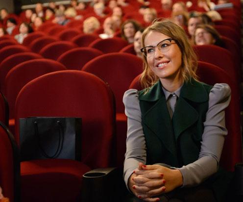 Собчак впервые   выйдет на   театральную   сцену в спектакле   «Женитьба»