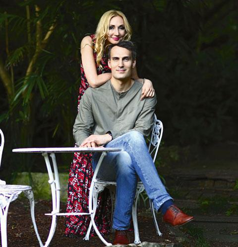 В феврале Кристина и Михаил впервые прилетели в Австралию
