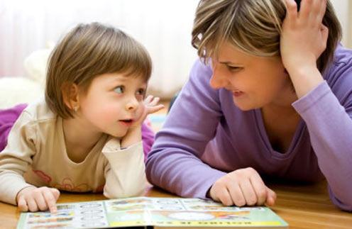 Вместе с малышом готовиться к учебе весело и увлекательно